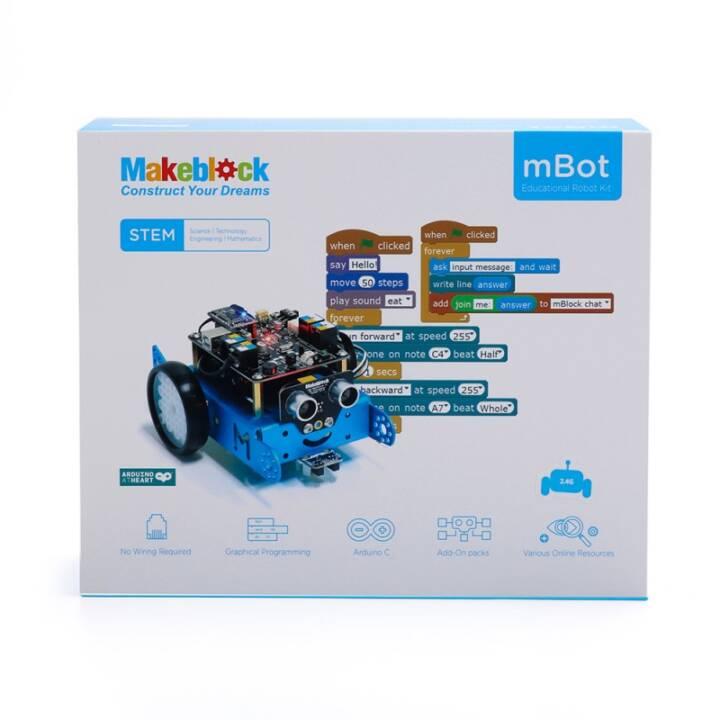 MAKEBLOCK Makeblock-mBot v1.1 (Tedesco Inglese Francese)