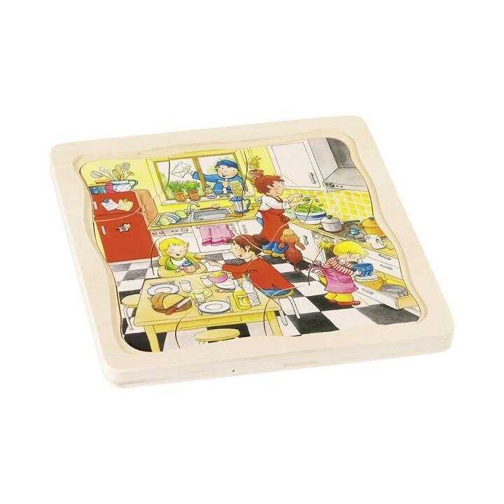 GOKI Il mio puzzle di livello tag