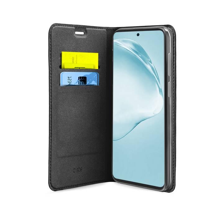 SBS Flipcover Wallet Case Lite (Galaxy S20 Ultra, Nero)
