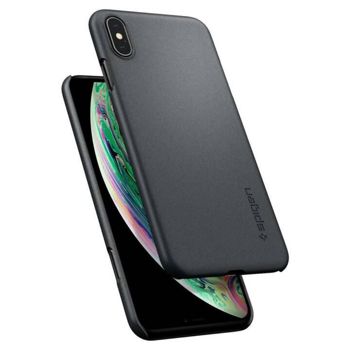 SPIGEN Couverture arrière Thin Fit iPhone XS Max