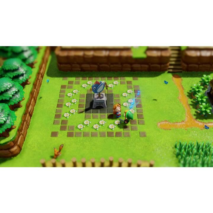 NINTENDO Switch Lite Grey + The Legend of Zelda: Link's Awakening 32 GB (Allemand)