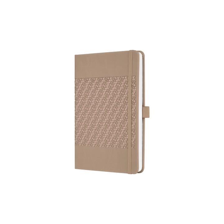 JOLIE NB HC HC desert brown notebook