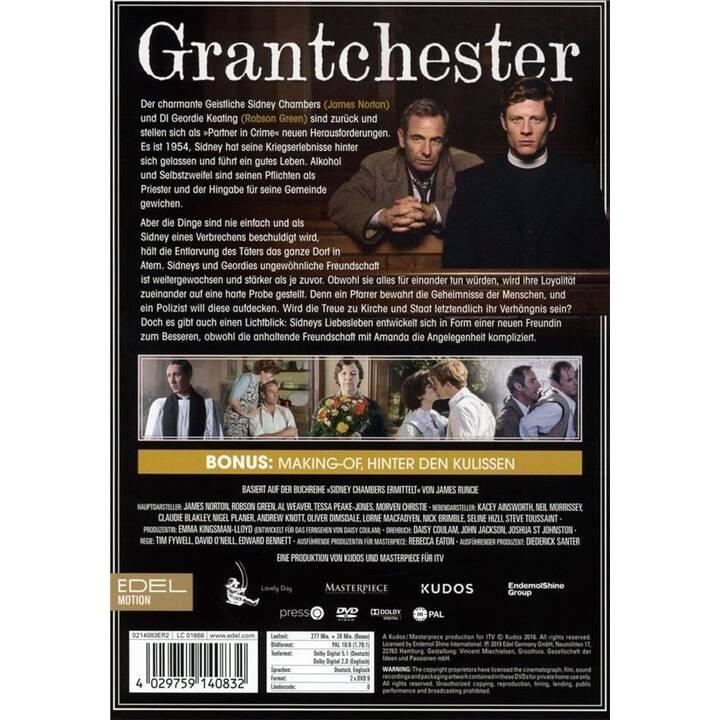 Grantchester Staffel 2 (DE, EN)