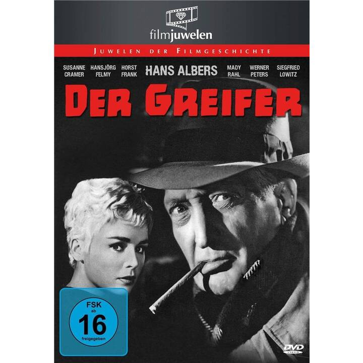 Der Greifer - (Filmjuwelen) (DE)