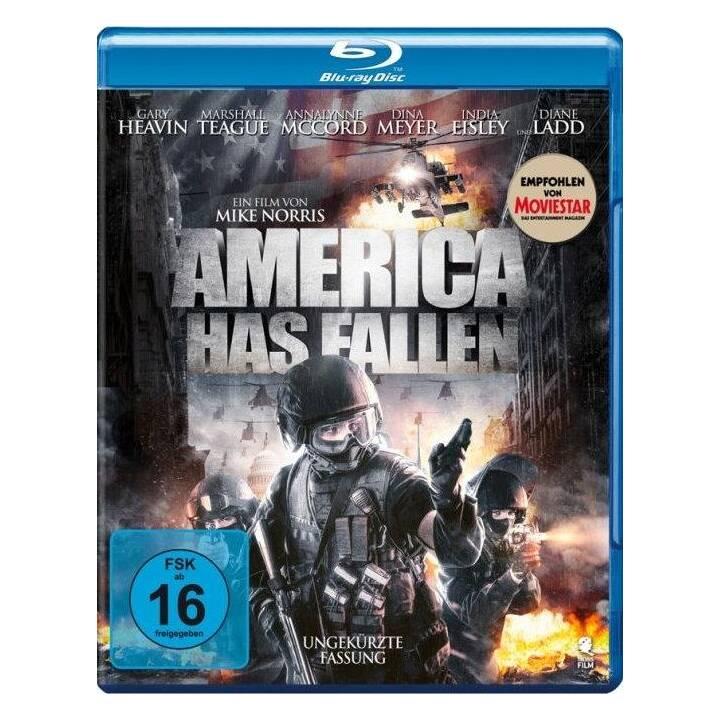 America Has Fallen (DE, EN)