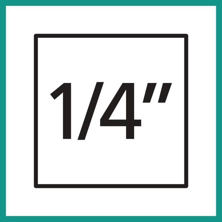 """FACOM Maniglia scorrevole (1/4"""" / 6.35 mm)"""