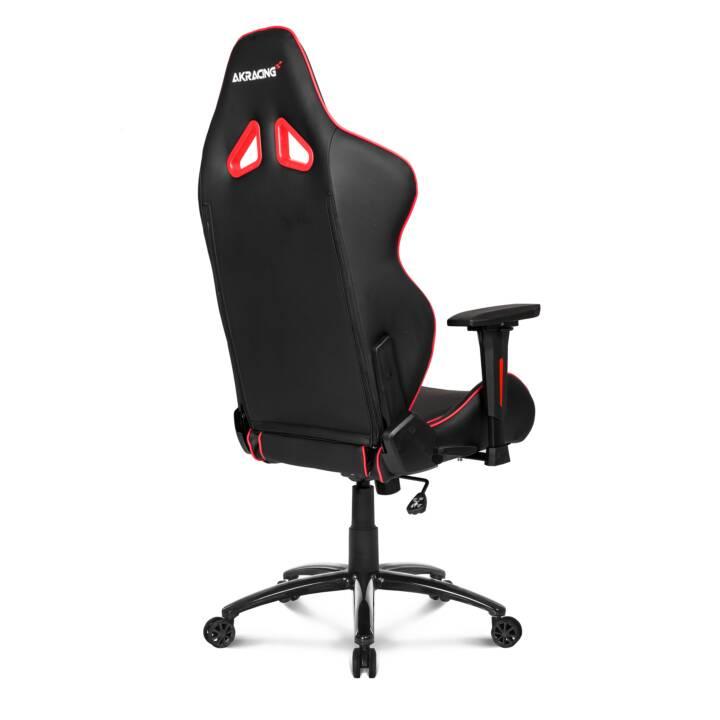 AKRACING Gaming Stuhl Overture (Schwarz, Rot)