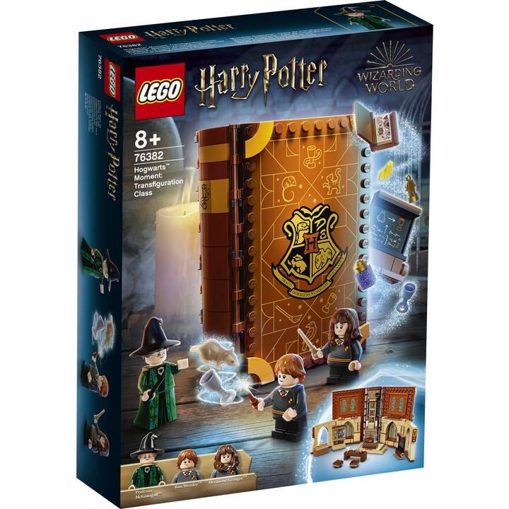 LEGO Harry Potter Lezione di trasfigurazione a Hogwarts (76382)