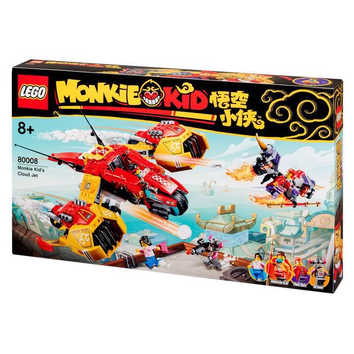 LEGO Monkie Kid Superjet (80008)