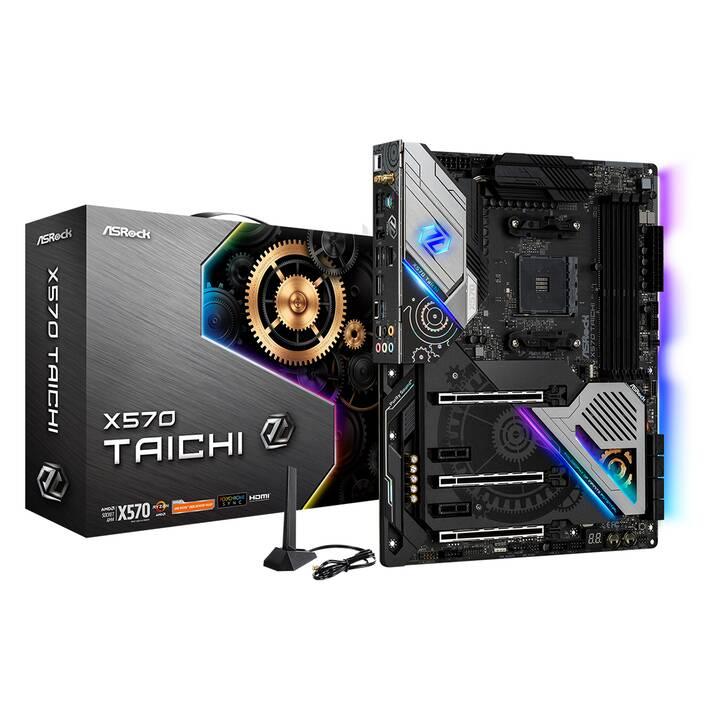 ASROCK Taichi (AM4, AMD X570, Scheda di sviluppo)