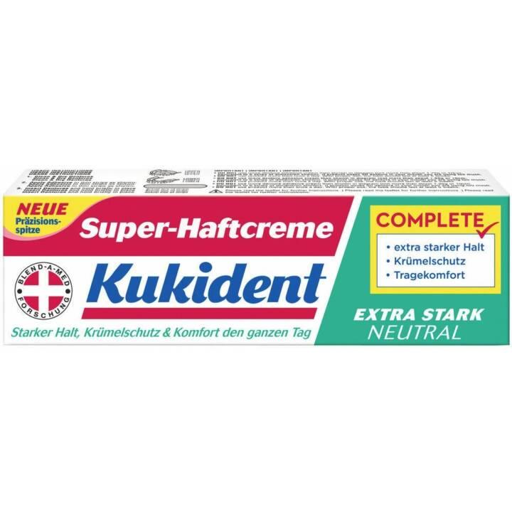 KUKIDENT Crema adesiva per dentiera Super extra (47 l)