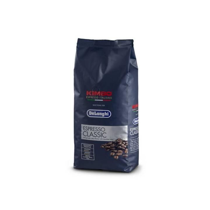 DELONGHI Kaffeebohnen Espresso Kimbo Classic (1 kg)