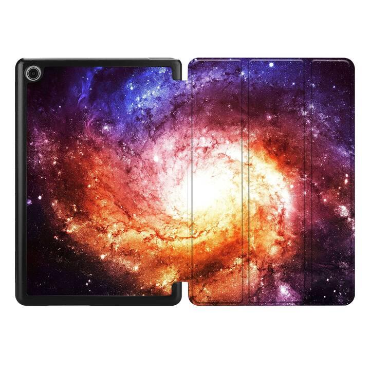 "EG MTT custodia per HUAWEI MediaPad M5 8.4"" 2018 - universo"