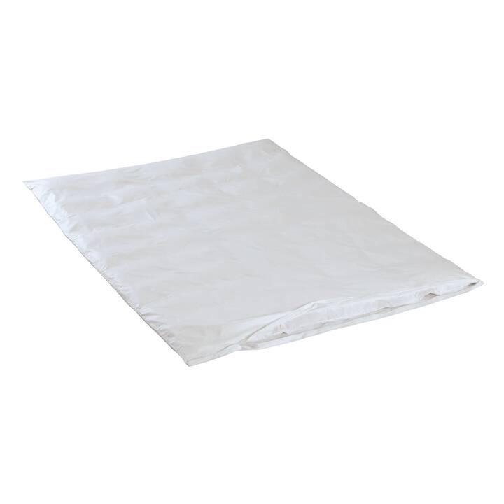 DOR Copripiumone Chirita Sanitized (160 cm x 210 cm, Bianco)