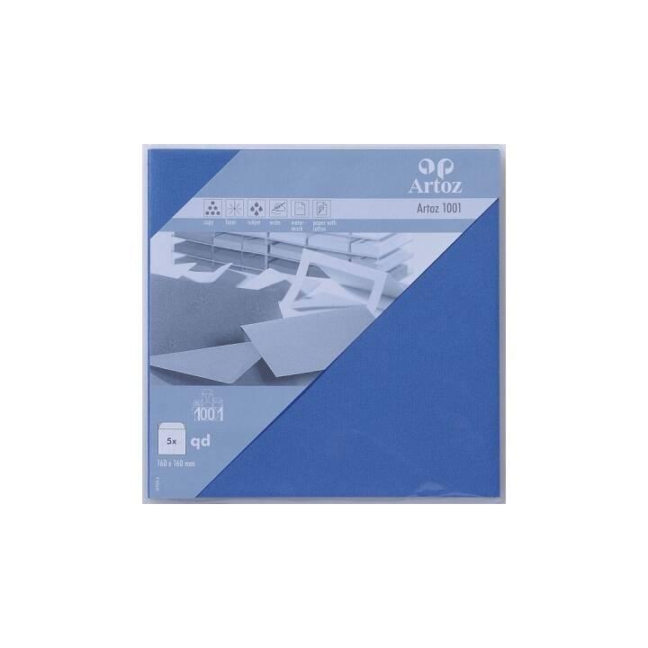 ARTOZ 1001 Royalblau 16 x 16 cm ohne Fenster