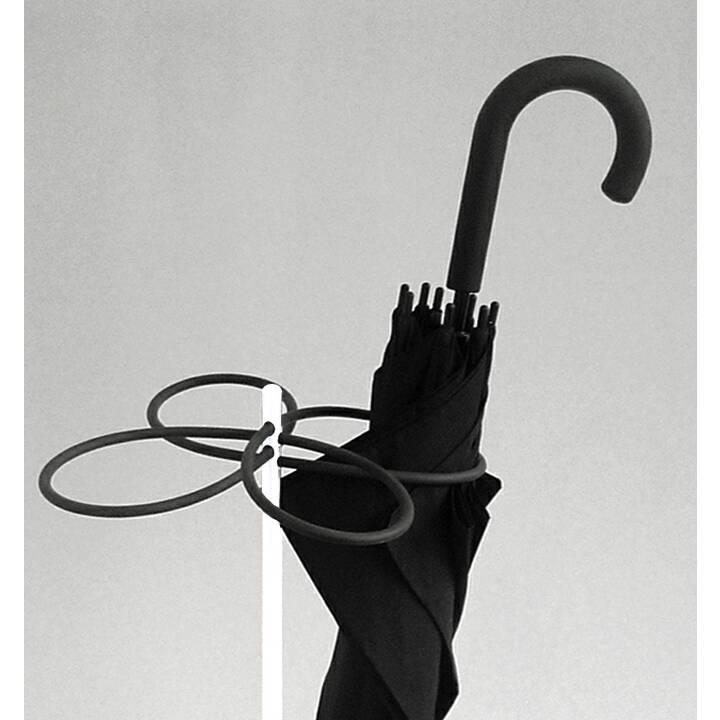 ROOMSAFARI Supporto ombrellone Lucky Clover (Bianco, Nero)