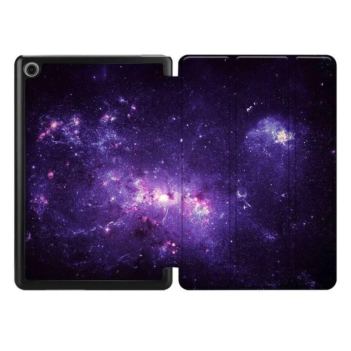 "EG MTT custodia per HUAWEI MediaPad M5 Lite 10.1"" 2018 - universo"
