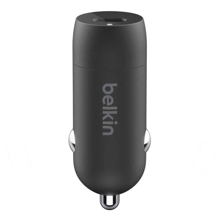 BELKIN Caricabatteria auto Boost Charge (USB di tipo C, 1.2 m)