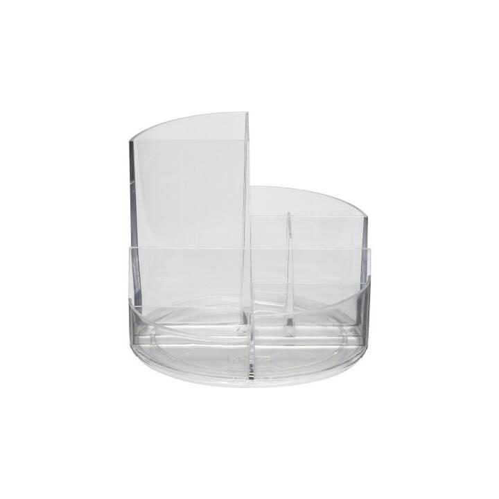 MAUL scatola rotonda MAUL trasparente cristallino