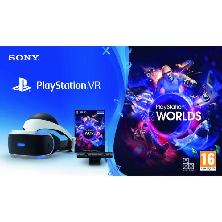 SONY PlayStation VR + Kamera + VR Worlds Voucher 2018 V2