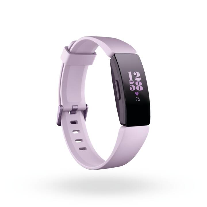 FITBIT Inspire HR (S, L, Lila)