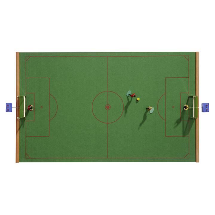 TIPP-KICK Retro 85 Set da calcio balilla (Metallo)