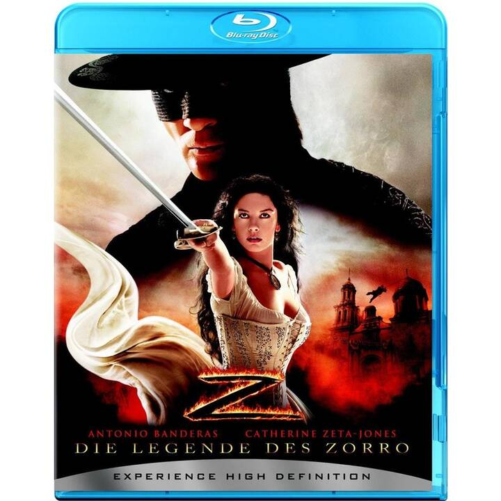 Die Legende des Zorro (IT, DE, EN)