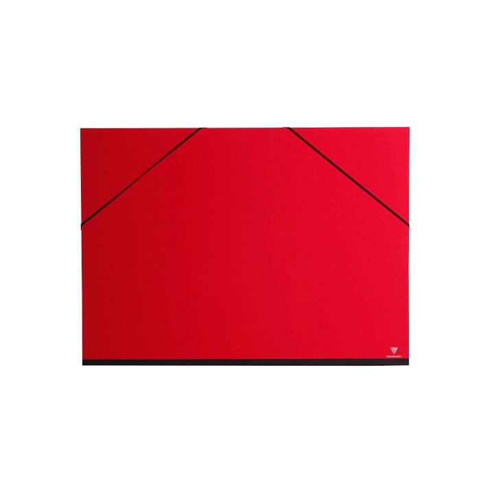 Portefeuille CLAIREFONTAINE, A3+, rouge
