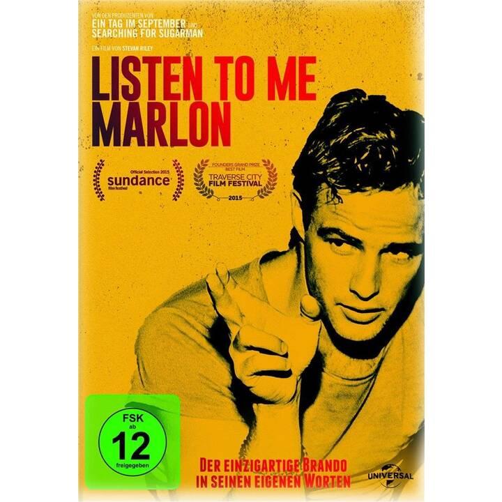 Listen To Me Marlon (EN)