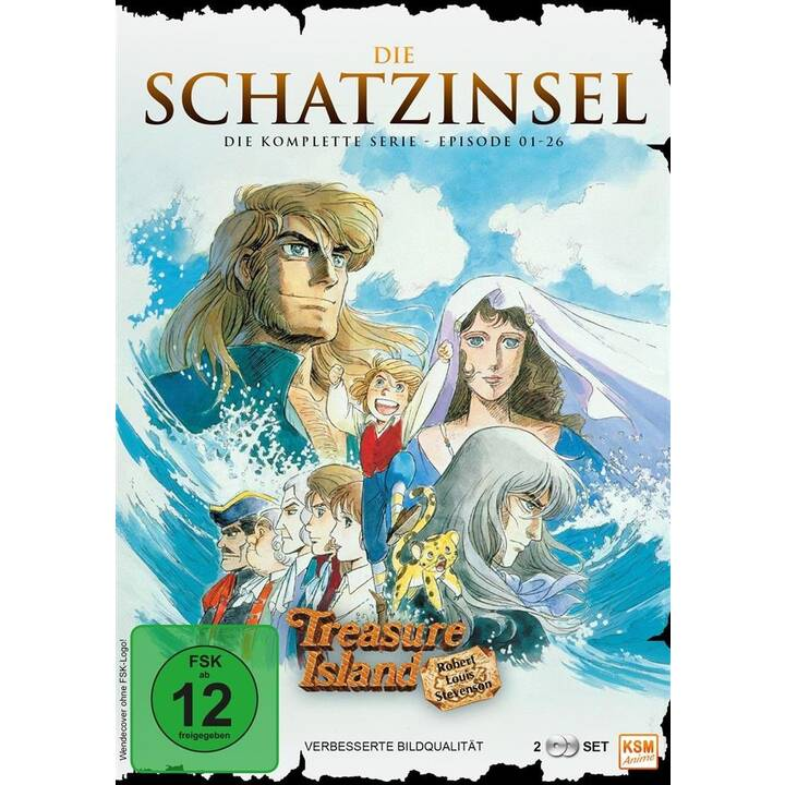 Die Schatzinsel - Episode 01-26 (DE)