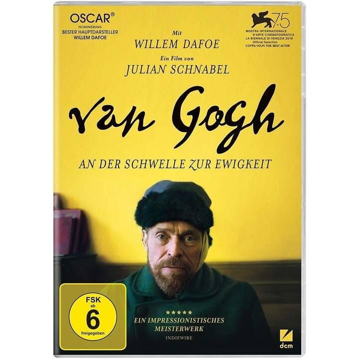 Van Gogh - An der Schwelle zur Ewigkeit (DE, EN)