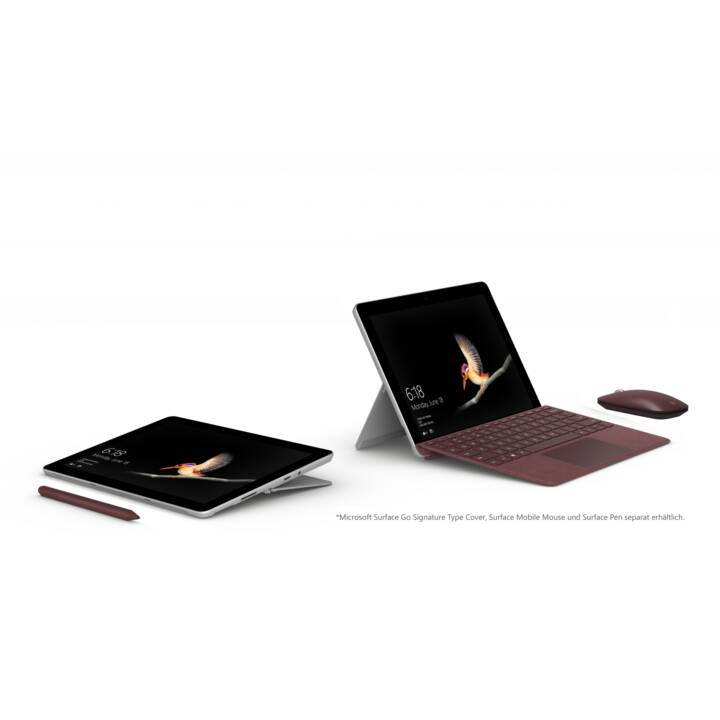 "MICROSOFT Surface Go (10"", Intel Pentium, 4 GB RAM, 64 GB SSD)"