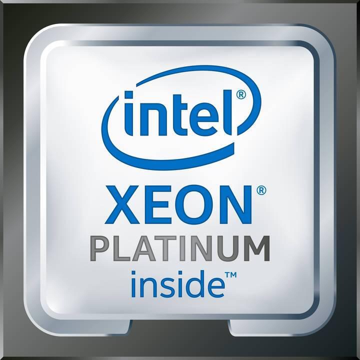 HP Intel® Xeon® Platinum 8168 (LGA 3647, 2.7 GHz)
