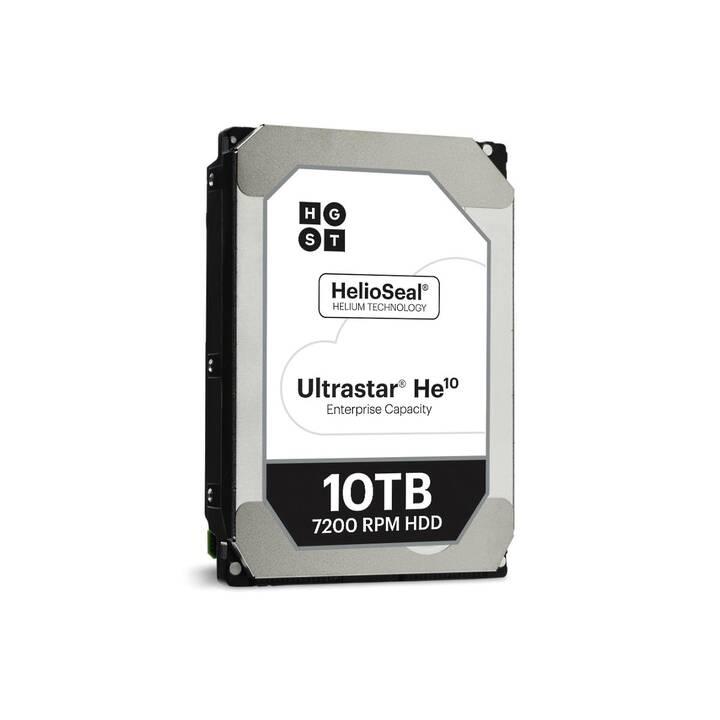 WD Ultrastar DC HC510 (SATA, 10 TB)