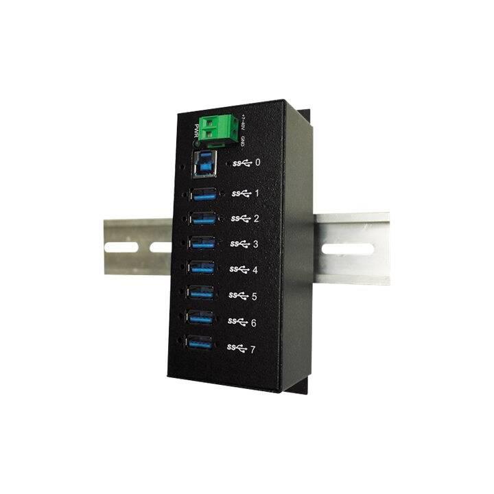 EXSYS Ex-1187HMVS USB Hub