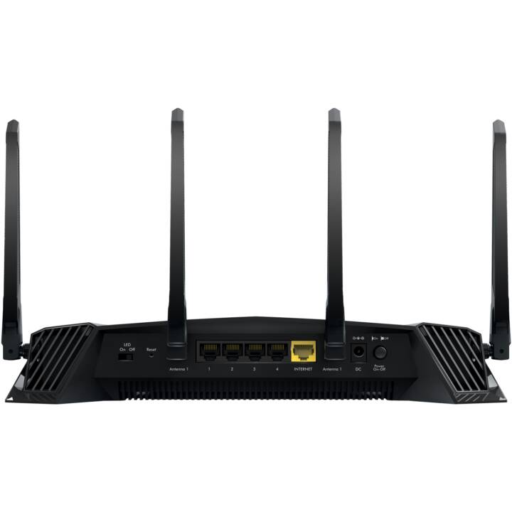 NETGEAR Nighthawk Pro Gaming Wlan Router AC2600 XR500