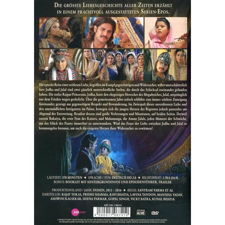 Jodha Akbar - Die Prinzessin und der Mogul - Box 9 (DE)