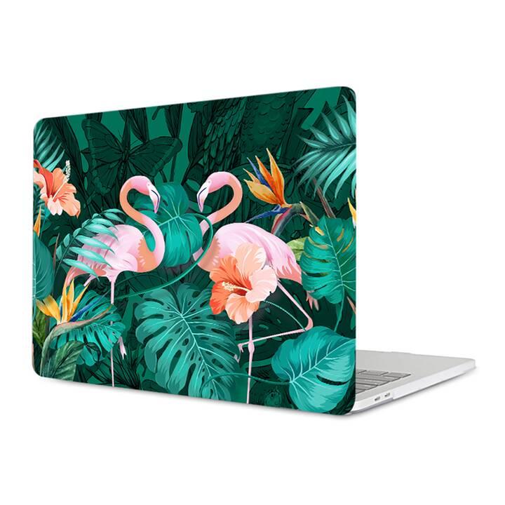 """EG MTT housse pour Macbook Pro 15"""" Touch Bar - flamingo"""