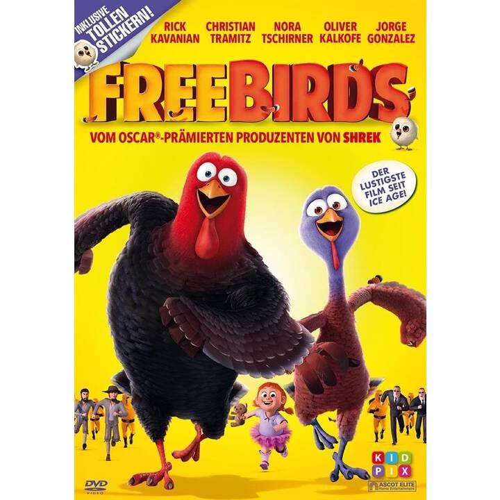 Free Birds (DE, EN)