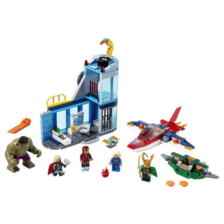 LEGO Marvel Super Heroes La colère de Loki (76152)