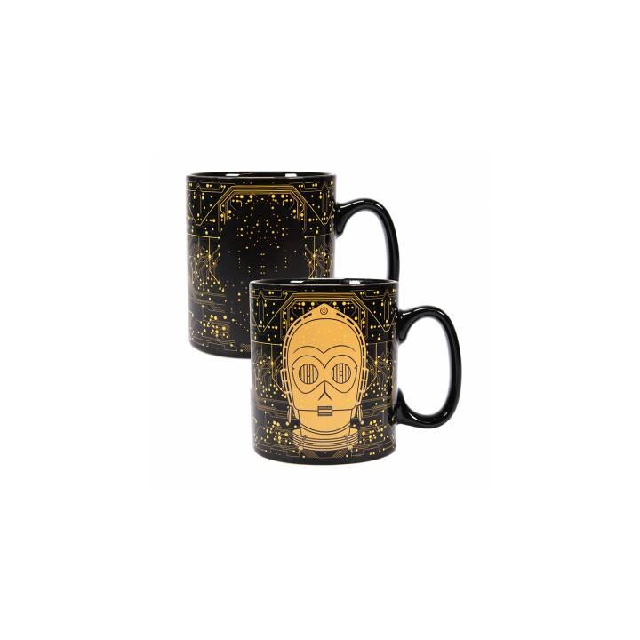 HALF MOON BAY Kaffeetasse Star Wars