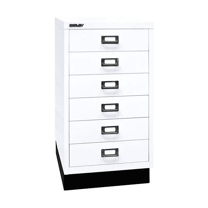 BISLEY MultiDrawer Schubladenbox (A3, Weiss)