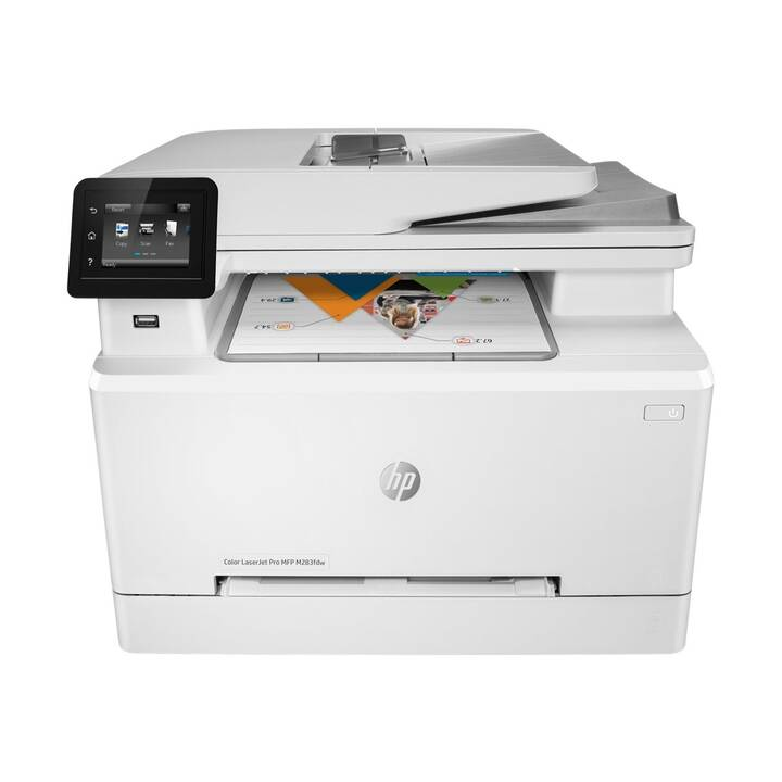 HP LaserJet Pro MFP M283fdw/A4 (Colori)