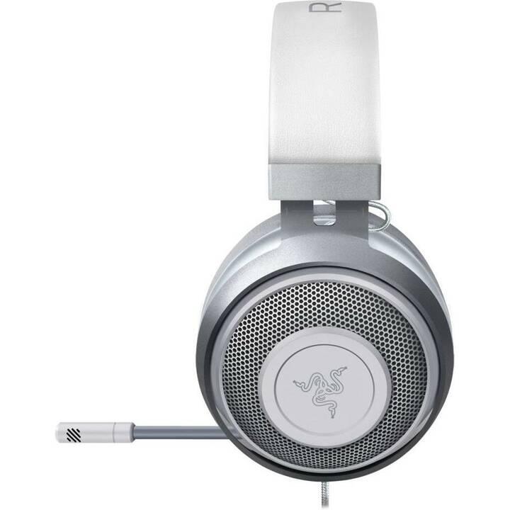 RAZER Kraken Gaming Headset (Over-Ear, Bianco)