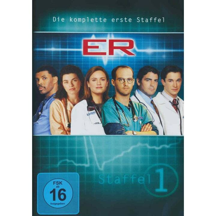 ER - Emergency Room Stagione 1 (ES, DE, EN)