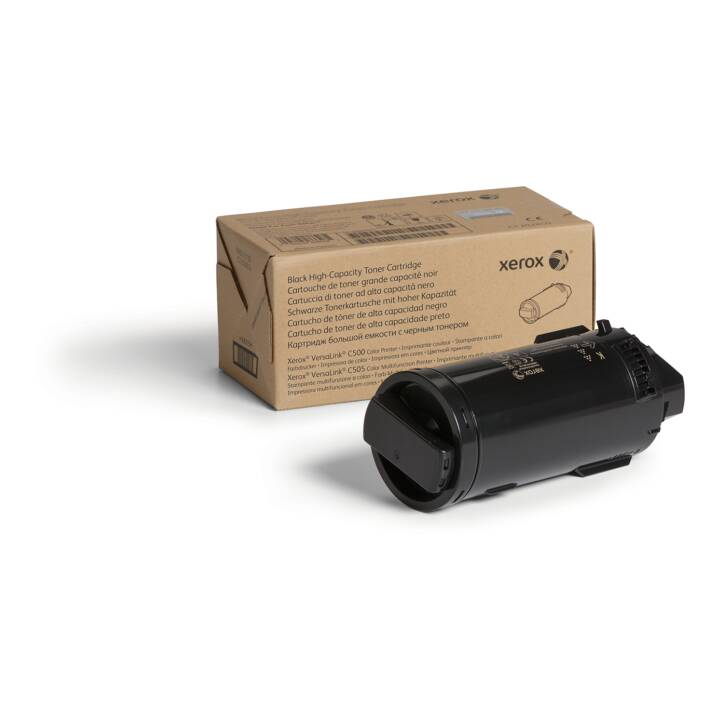 XEROX XFX Toner schwarz hohe Kapazität 1