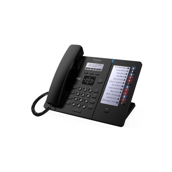 PANASONIC SIP telefono da tavolo SIP KX-HDV230NEB