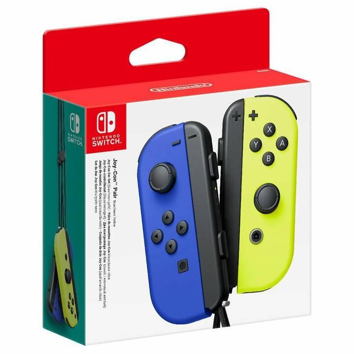 NINTENDO Joy-Con Gamepad (Blau, Gelb)