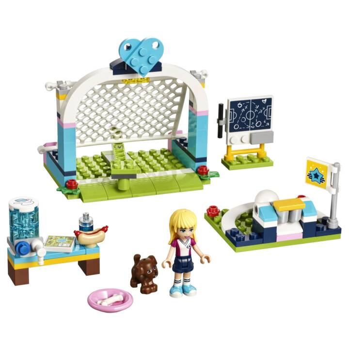 LEGO Friends Heartlake Fussballtraining mit Stephanie (41330)
