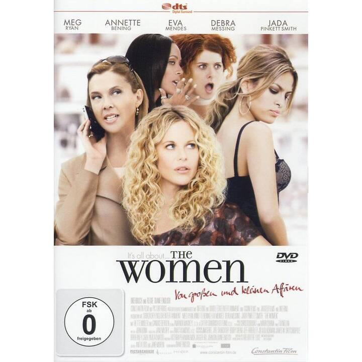 The Women - Von grossen und kleinen Affären (DE, EN)
